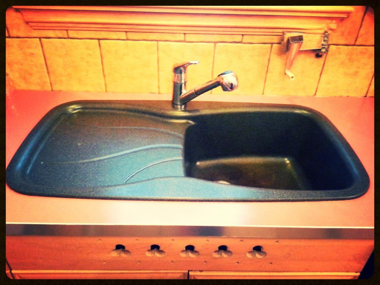 Comment Nettoyer Du Vieux Cuivre comment nettoyer un évier en résine ? - blog de bricolage